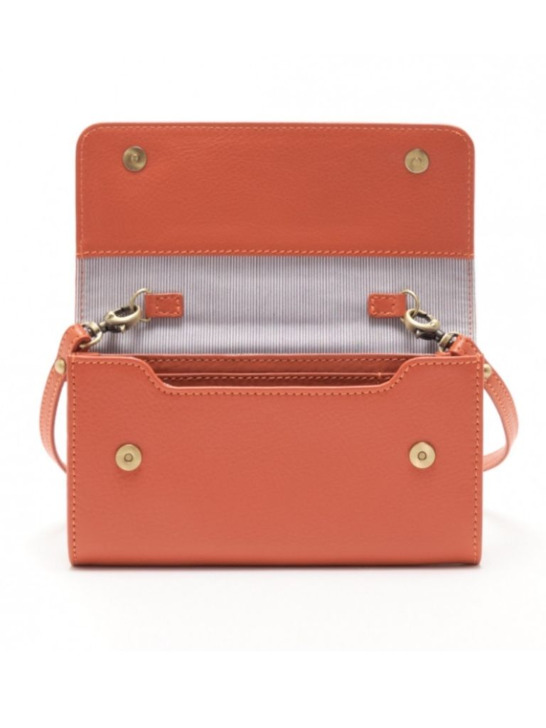 Mini Tasche Medium Terracotta