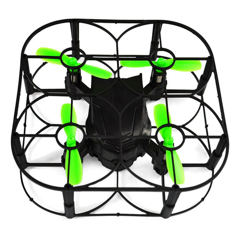 Helic Max 1706A Mini RC Quadcopter RTF Protective Frame / Air Press Altitude Hold / One Key Return