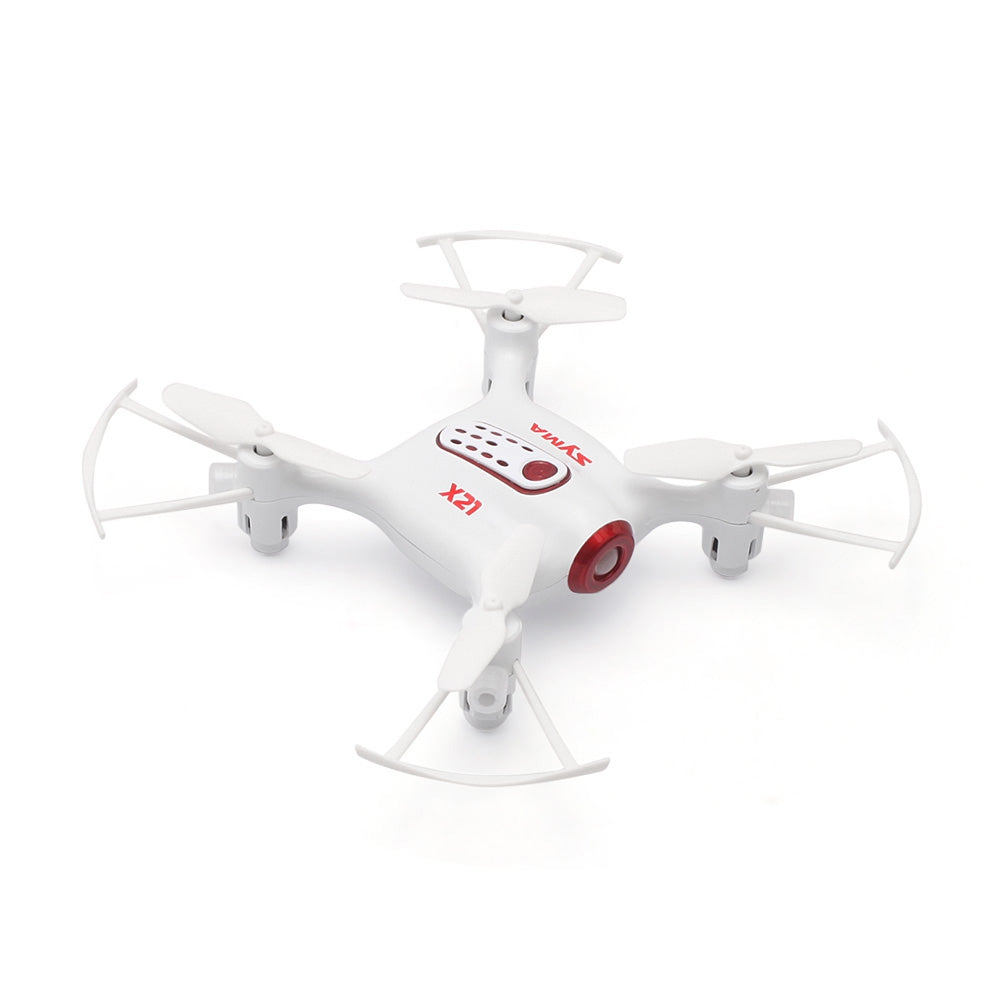 SYMA X21 Mini RC Drone RTF 2.4GHz 4CH 6-axis Gyro / Altitude Hold / 360-degree Rotation