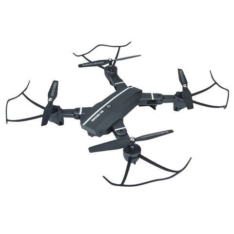 2MP RC Quadcopter Drone HD Camera WIFI FPV Mini Foldable Selfie Drone with Altitude Hold 6-Axis Free gift