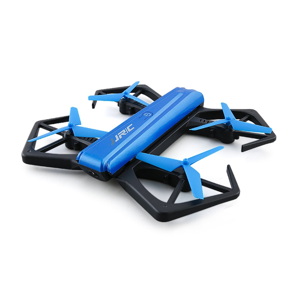 Mini Foldable H43WH RC Helicopters WiFi FPV 720P HD G-sensor Headless Mode APP Control Selfie Drone RC Quadcopter