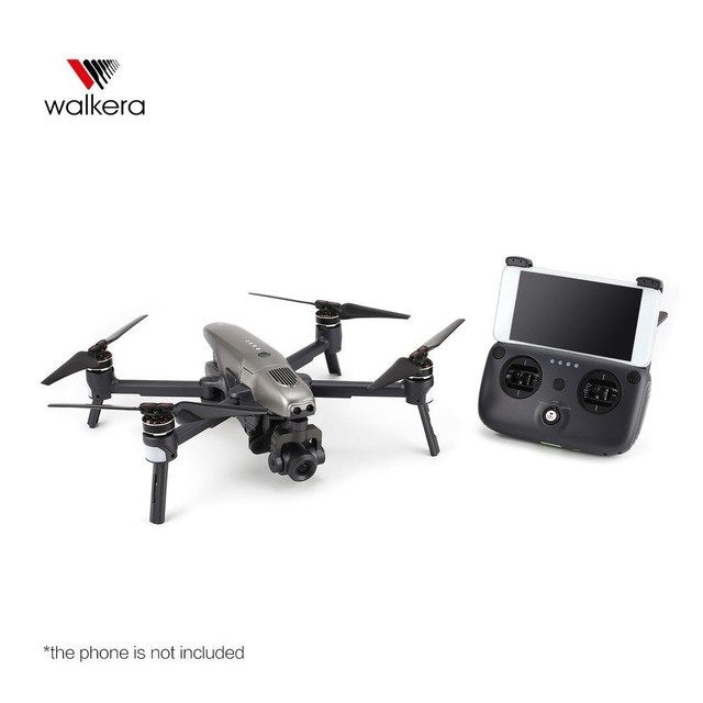 Walkera VITUS 320 Folding 4K HD Camera 5.8G FPV RC Drone Quadcopter Aircraft with 3-Axis Gimbal GPS Obstacle Avoidance AR Games