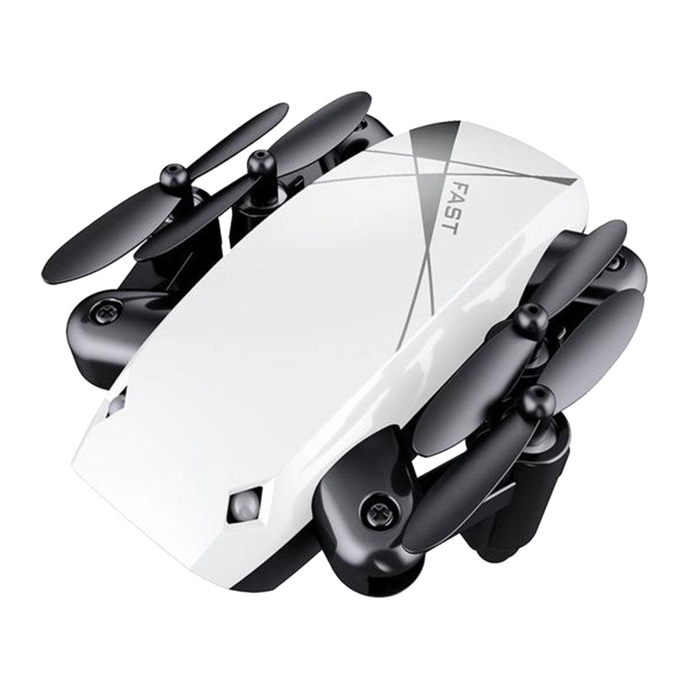 Mini Foldable RC Drone 2.4GHz 6-Axis Gyro Quadcopter With Attractive Headless Mode and One Key Automatic Return Function