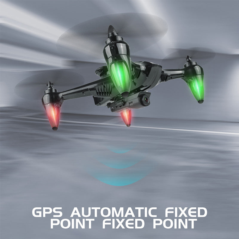Quadcopter Helicopter Premium Live App Control Aircraft Drone 5G WiFi FPV Brushless Motor 120° FOV Wide Angle Hover