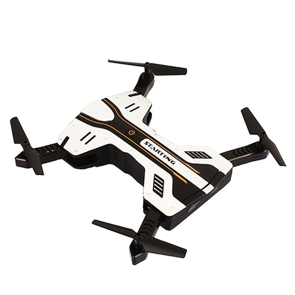 Helicopter Aircraft Intelligent Speed Adjustable Selfie Quadcopter Drone Programmable Optical Flow Headless Mode Hover