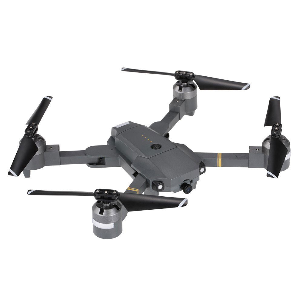 Helicopter Drone Premium Visual Follow LED Lighting UAV Quadcopter 2.4GHz 4CH Flying Speed Adjustable