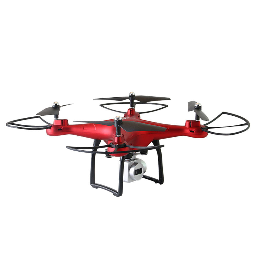 UAV Aircraft High Performance Wireless LED Lighting Drone Quadcopter 4 Channel S10 WiFi Speed Adjustable