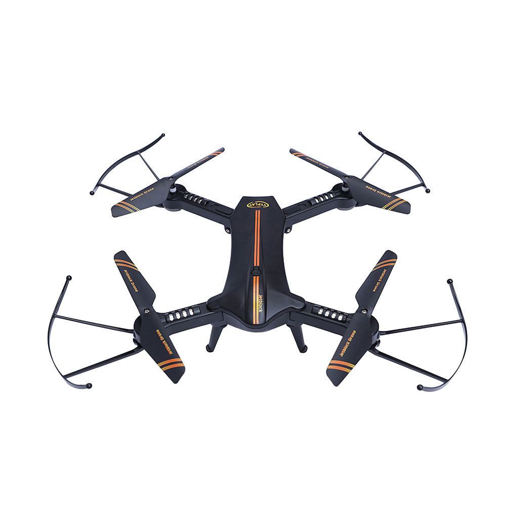 Helicopter Aircraft Portable Folding Control Quadcopter Drone 2.4GHz L6060W Remote RC