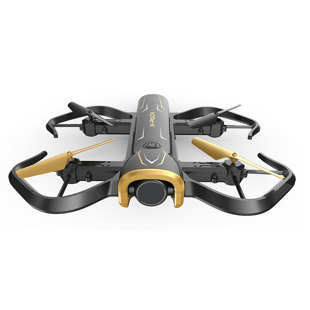 Drone Aircraft Foldable Wireless 360 Degree Rolling UAV Quadcopter 6-Axis Gyro 2.4GHz One Key Take Off Altitude Hold