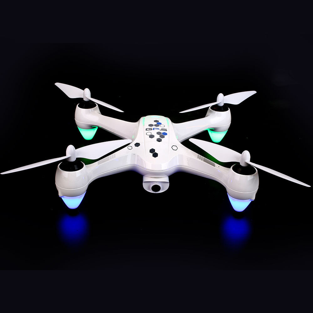 Aircraft Drone Durable Selfie Auto-Follow Quadcopter 2 GPS FPV Flying Headless Mode