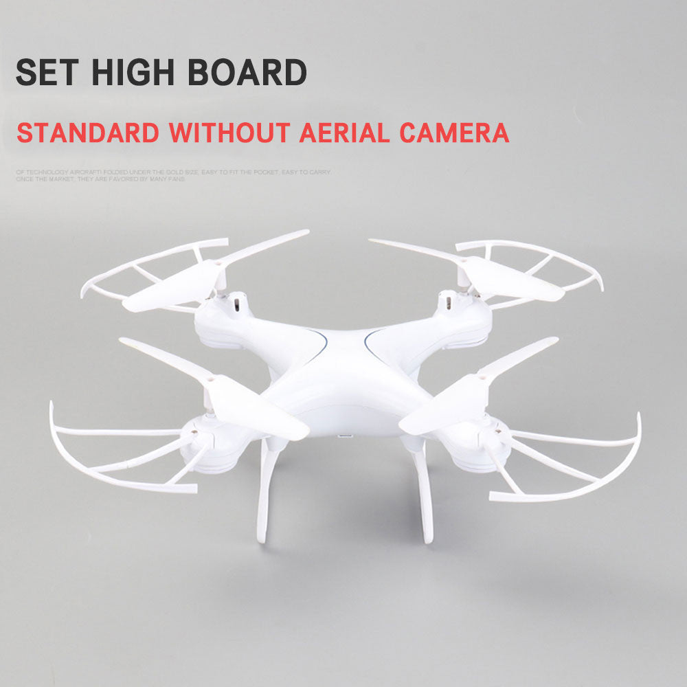 Aircraft Quadcopter Exquisite Speed Adjustable Emergency Stop UAV Drone 6-Axis Gyro 4 Channel One Key Landing Altitude Hold