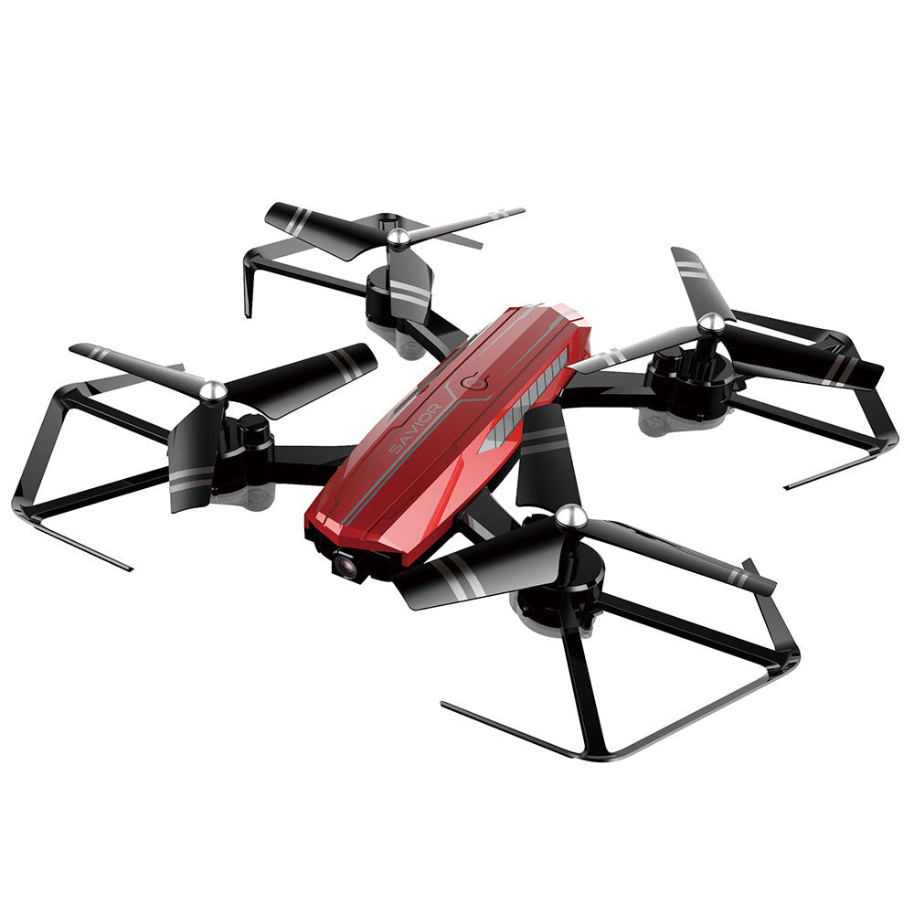 Drone Aircraft Intelligent FPV APP Remote UAV Quadcopter 720p 8809 One Key Take Off Wireless