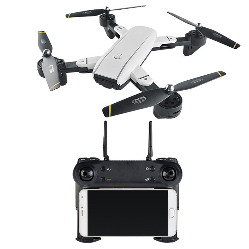 Drone Quadcopter Original Headless Mode Speed Adjustable Aircraft UAV 4CH Foldable USB Charge Altitude Hold
