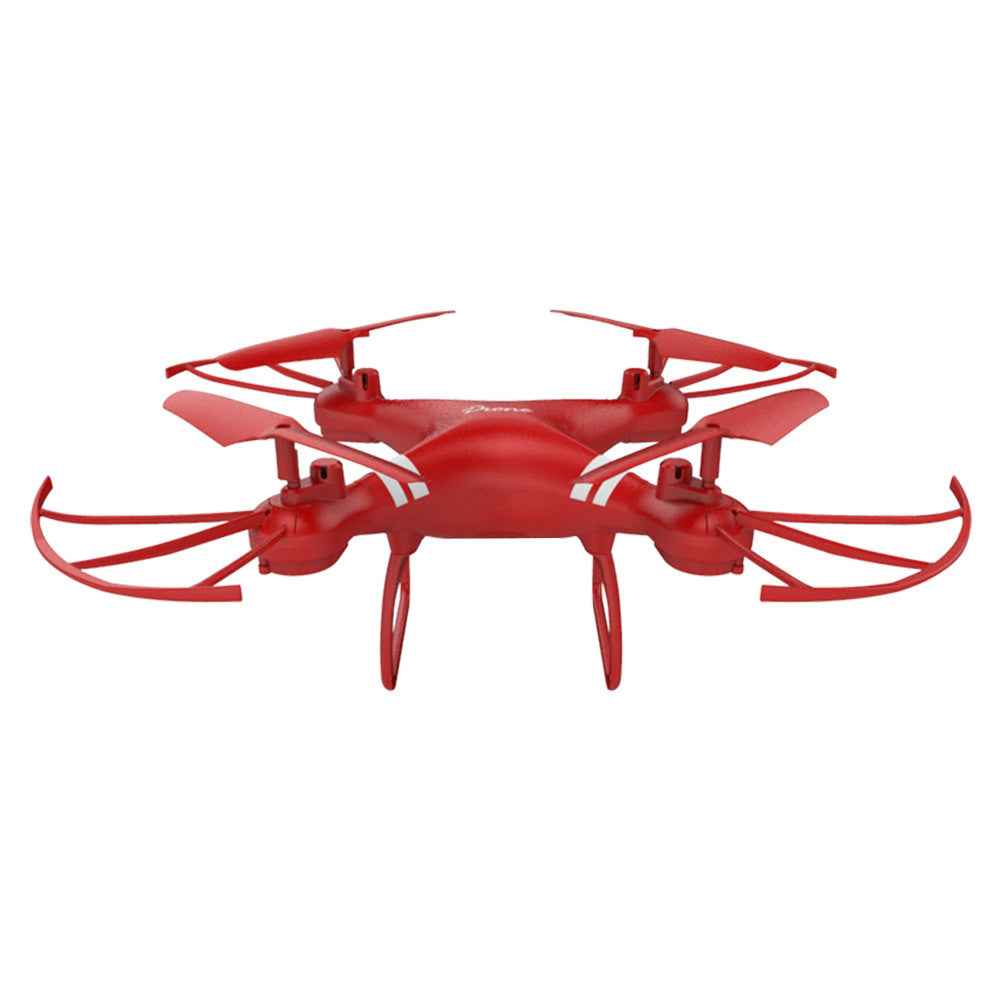 Drone Quadcopter Exquisite One Key Take Off One Key Return Aircraft UAV 4 Channel 2.4GHz Emergency Stop Altitude Hold