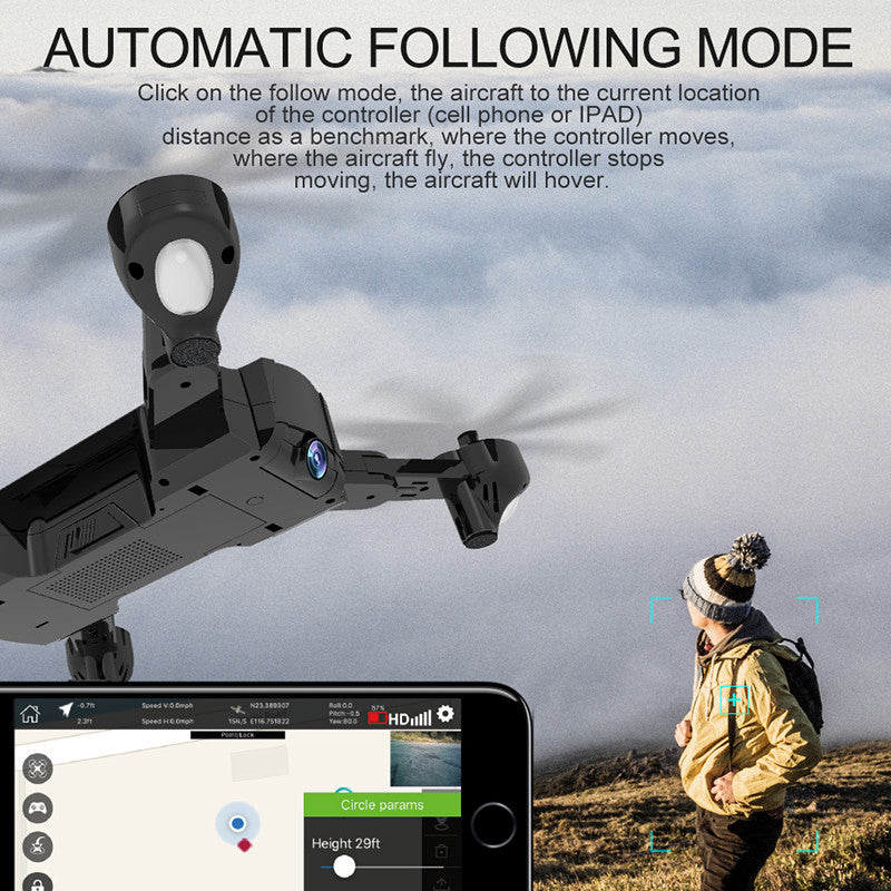 Aircraft Drone Technological Four-Axis RC Performance Outdoor Uav Beginning Ability Sky