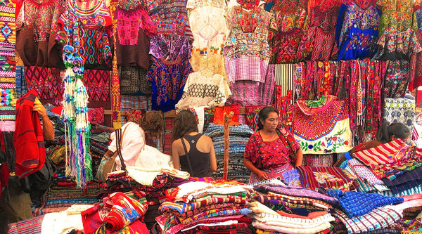 A Textile Travelers Guide To Guatemalan Markets