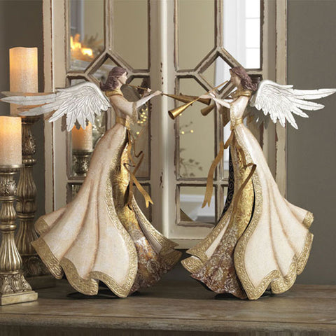 Holiday Angels Set of 2