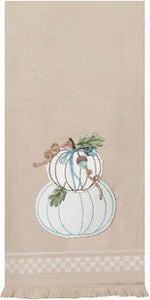Apple Pumpkin Tea Towel
