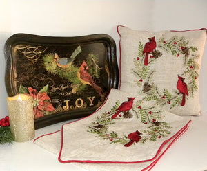 Cardinal Hostess Gift Set