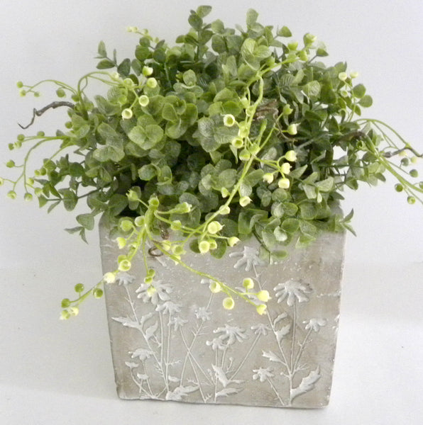 Cement Flower Planter