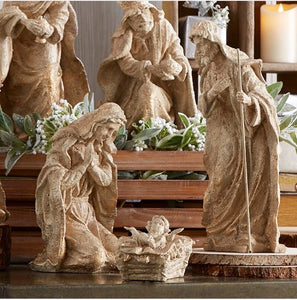 Holy Family Set of 3