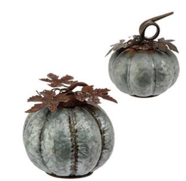 Iron Pumpkin Medium