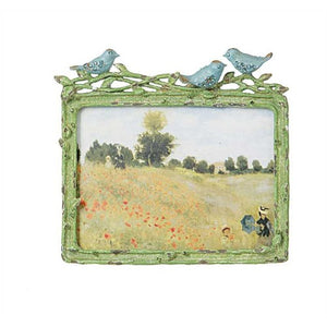 Bluebird Pewter Photo Frame