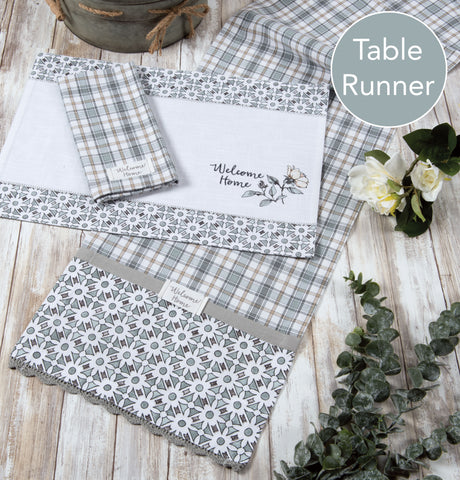 Modern Farmhouse Table Runner