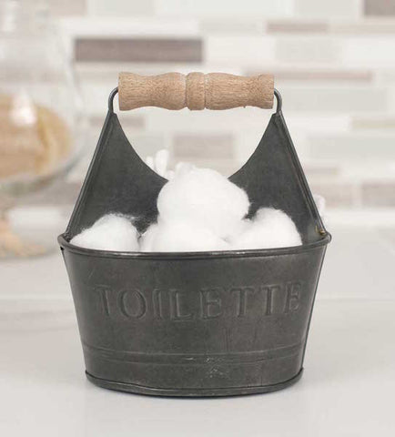 French Toilette Caddy