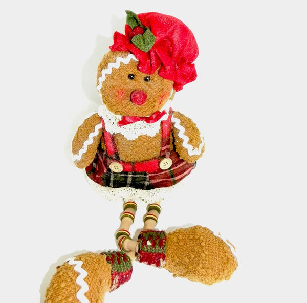 Gingerbread People Set/2