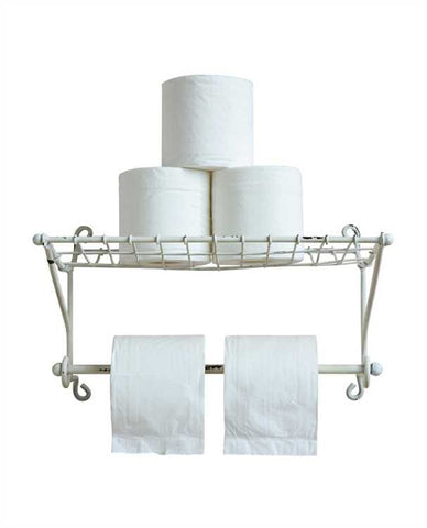 Towel or Trinket Rack