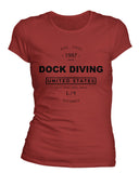 Dock Diving Women's Tee
