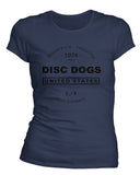 Disc Dog Women's Tee