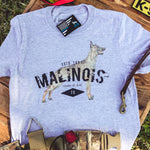 Belgian Malinois Distress Shirt