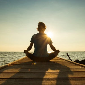 Meditation after weight loss surgery