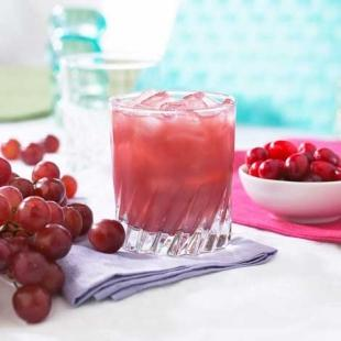 Cran Grape Fruit Drink