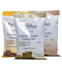 Calcium Chewy Bites 500mg - Bariatric Advantage