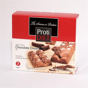 PROTIDIET Chocolate Dream Bar (Sugar-Free)