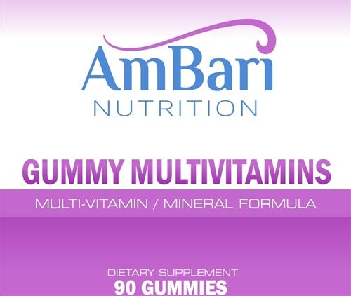 Gummy MultiVitamin