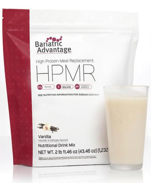 BA HIGH PROTEIN MEAL REPLACEMENT - VANILLA
