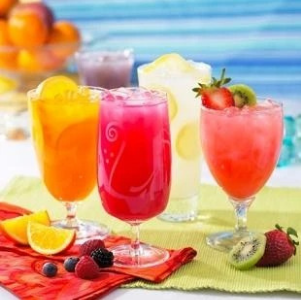 Variety Fruit Drinks