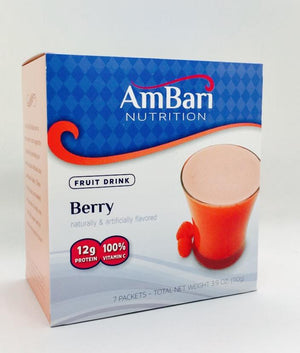 Berry - Bariatric Food Source