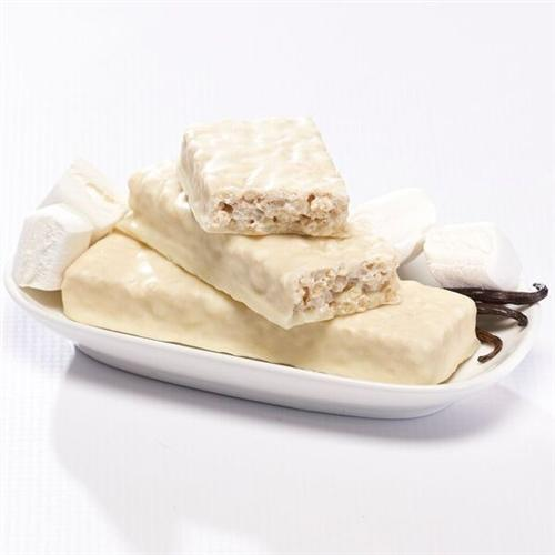Fluffy Vanilla Crisp Bar - VLC