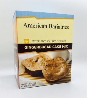 Gingerbread Cake - Bariatric Food Source
