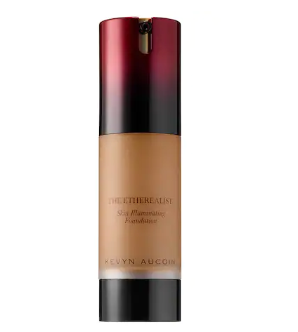 Kevyn Aucoin The Etherealist Skin Illuminating Foundation, Deep EF 12, 0.95 Ounce