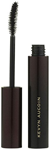 Kevyn Aucoin Essential Mascara, Rich Pitch Black, 0.35 Ounce