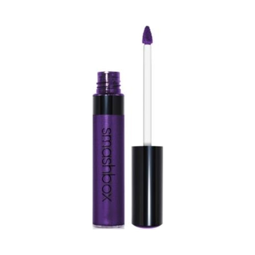 SMASHBOX Be Legendary Liquid Lip – Liquid Metal Barely Regal (Metallic Purple)