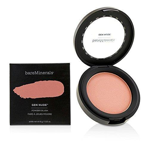 BareMinerals Gen Nude Powder Blush-Pretty In Pink