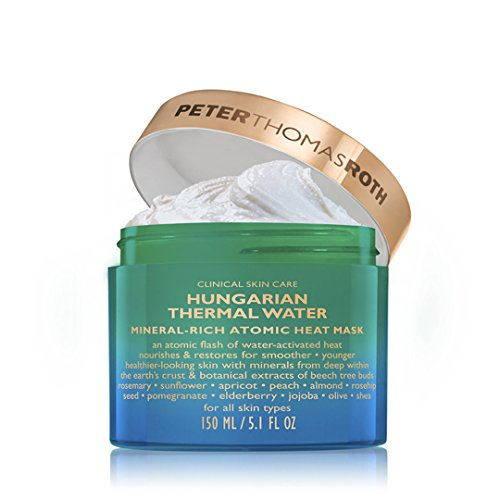 Peter Thomas Roth Hungarian Thermal Water Mineral Rich Atomic Heat Mask 5.1oz