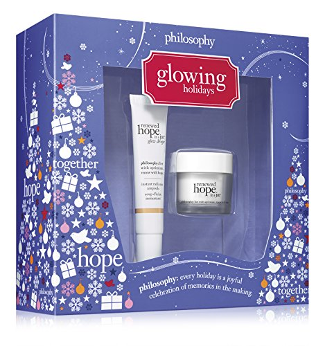 Philosophy Glowing Holidays Duo Gift Set